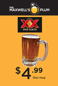 Dos Equis only $4.99