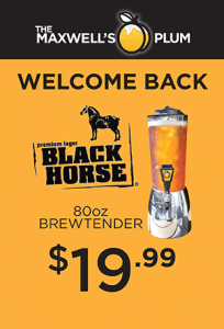 Black Horse Lager from Newfoundland