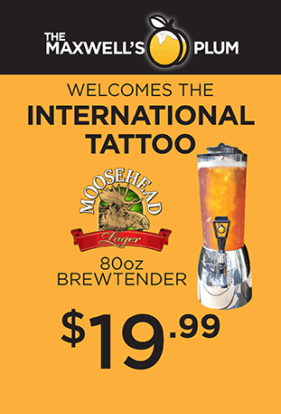 International Tattoo 80oz Brewtender $19.99